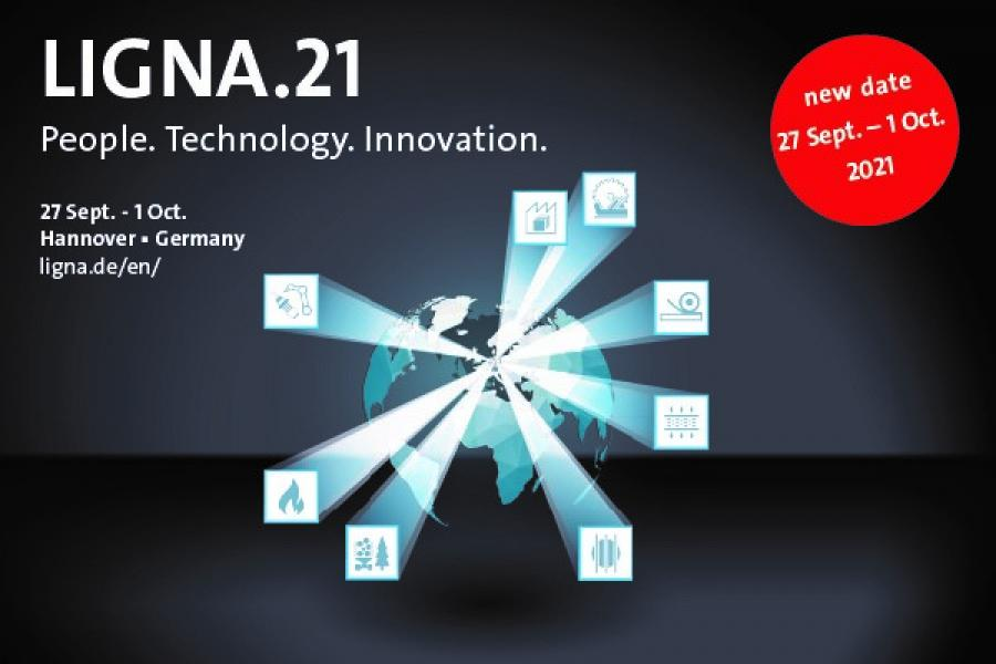 LIGNA.21 goes into autumn - new date from 27 September to 1 October