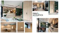 Triplaco Print Acoustics op Architect@work Rotterdam