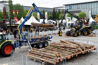 LIGNA 2019 – Showcases and events for the primary wood industry
